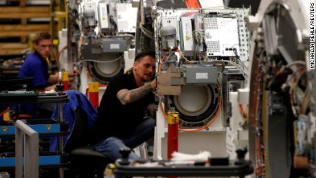 Siemens is adding 10,000 jobs as it refocuses on future technologies