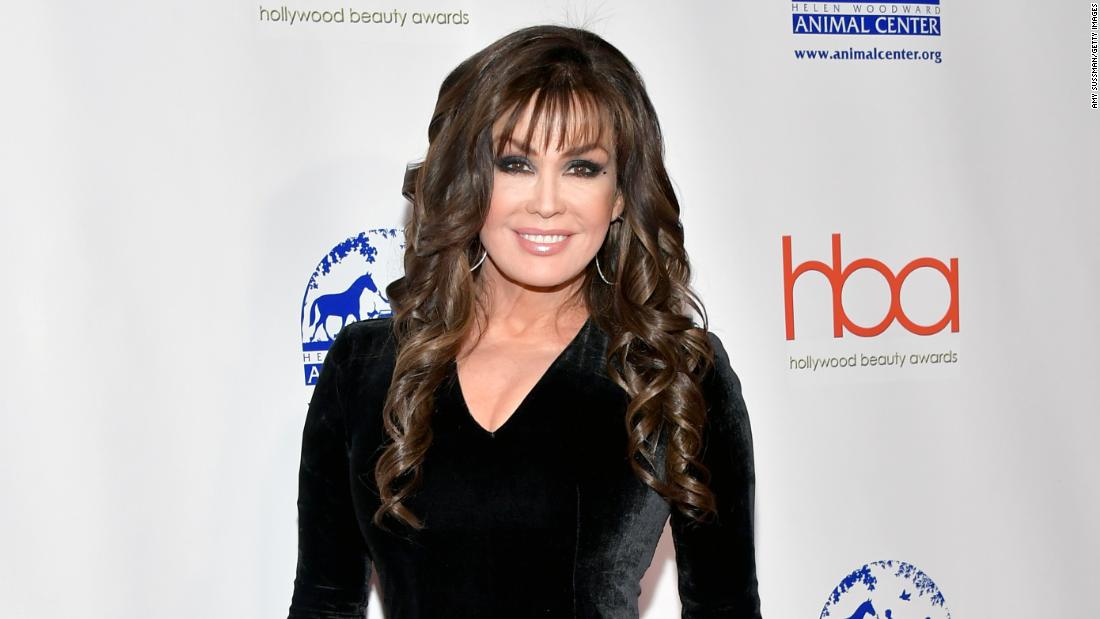Marie Osmond: 'I actually thought I was gay'
