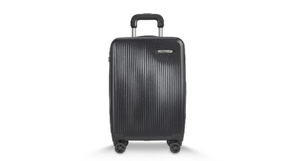 Briggs and Riley International Carry-On Expandable Spinner ($579; briggs-riley.com)