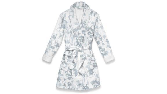 Boll & Branch Modern Floral Spa Robe ($125; bollandbranch.com)