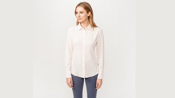 Ministry of Supply Juno Tailored Dress Shirt ($95; ministryofsupply.com)