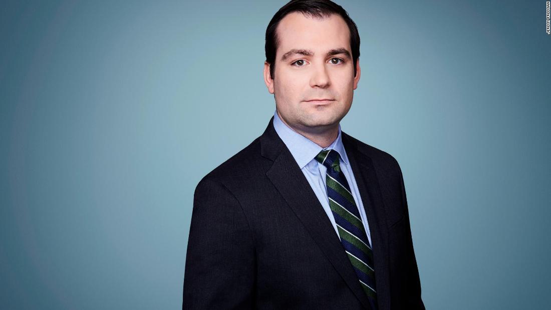 cnn profiles - michael warren - reporter