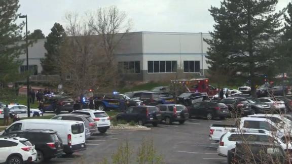 Suspect in Denver area school shooting identified