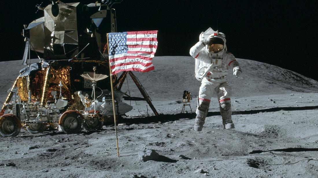 Astronaut: How America can lead the way to Mars