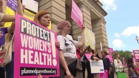 Planned Parenthood is building a clinic in Alabama in the face of an abortion ban
