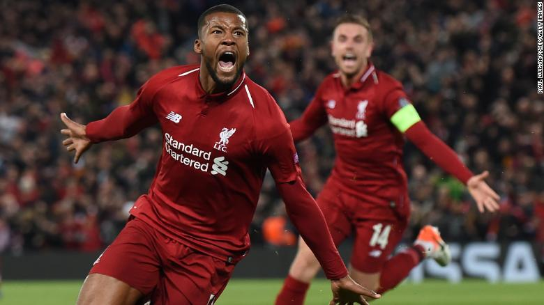 d392201d04c Liverpool stuns Barcelona with unlikeliest of comebacks to reach ...