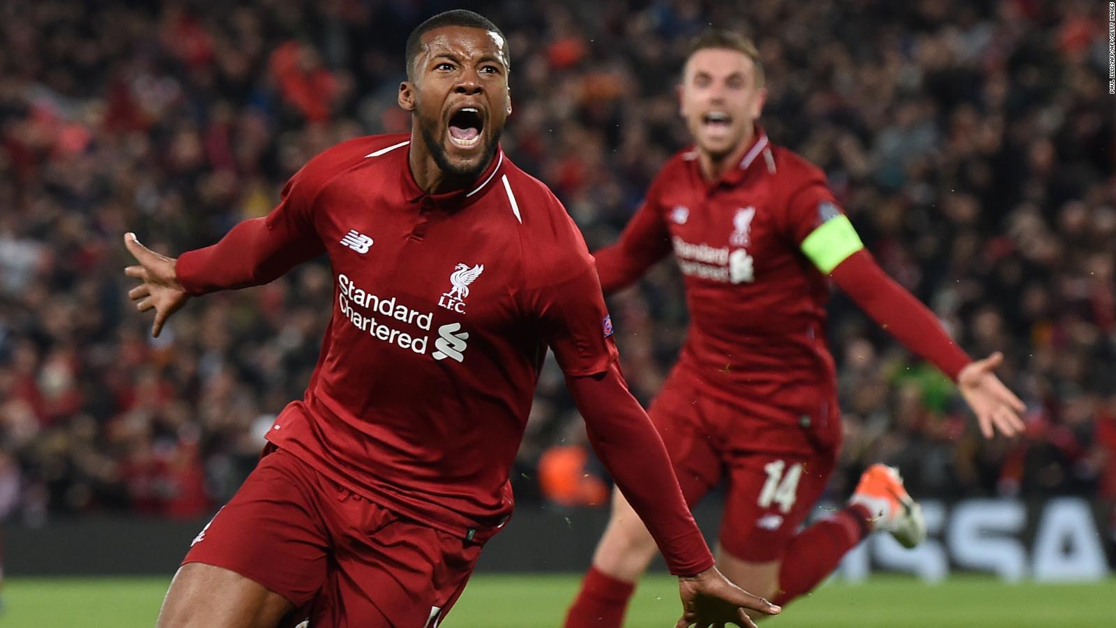 Allez Allez Allez: Liverpool's European anthem