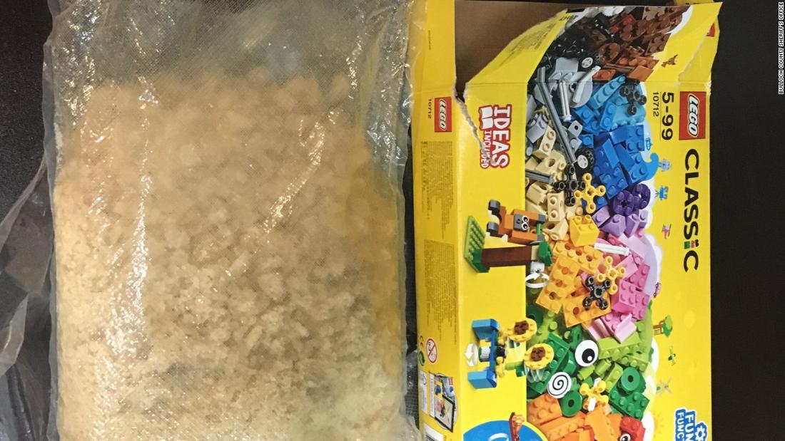Child Finds 40 000 Of Methamphetamine Inside Lego Box Cnn