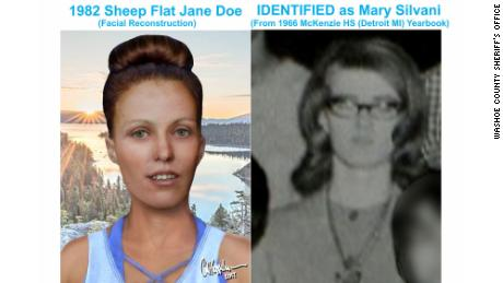Thanks to DNA sleuths, a Jane Doe killed 37 years ago might finally get a headstone with her name on it