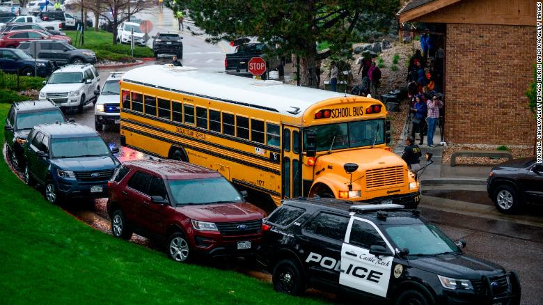 How deadly Colorado school shooting unfolded