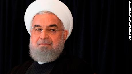 Rouhani says Iran easing nuclear pact commitments to 'balance' Europe's failure to comply