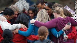 Another school shooting tears apart a community