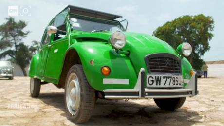 It's a labour of love for a classic and vintage car enthusiast