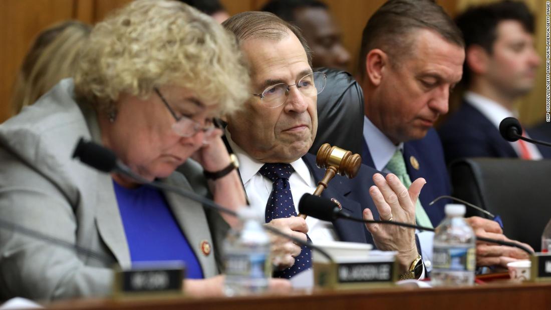 Trump-Congress confrontation goes to Defcon 1