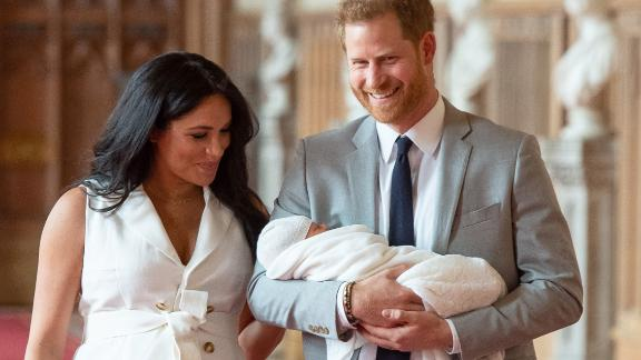 The baby's name is believed to have little precedent within the modern British royal family.
