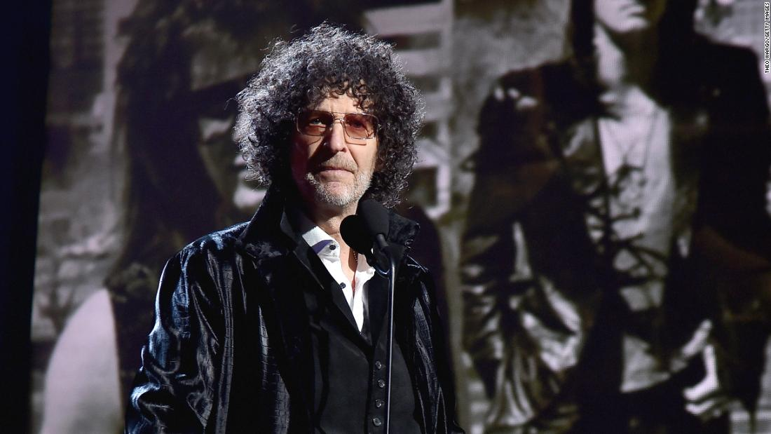 Howard Stern opens up about cancer scare in his new book - CNN
