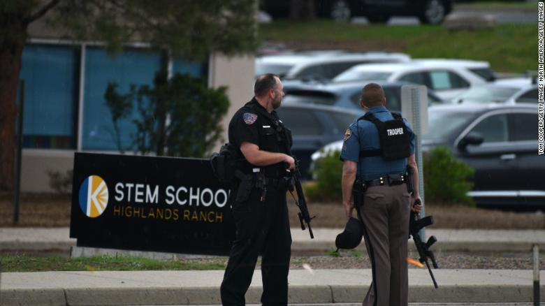 Image result for Again in the age of 'run, hide, fight,' student heroes thwart a school shooter