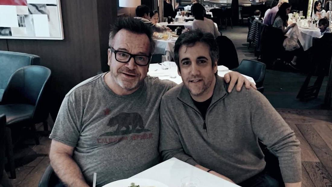 House committee votes to release transcript of Michael Cohen interviews