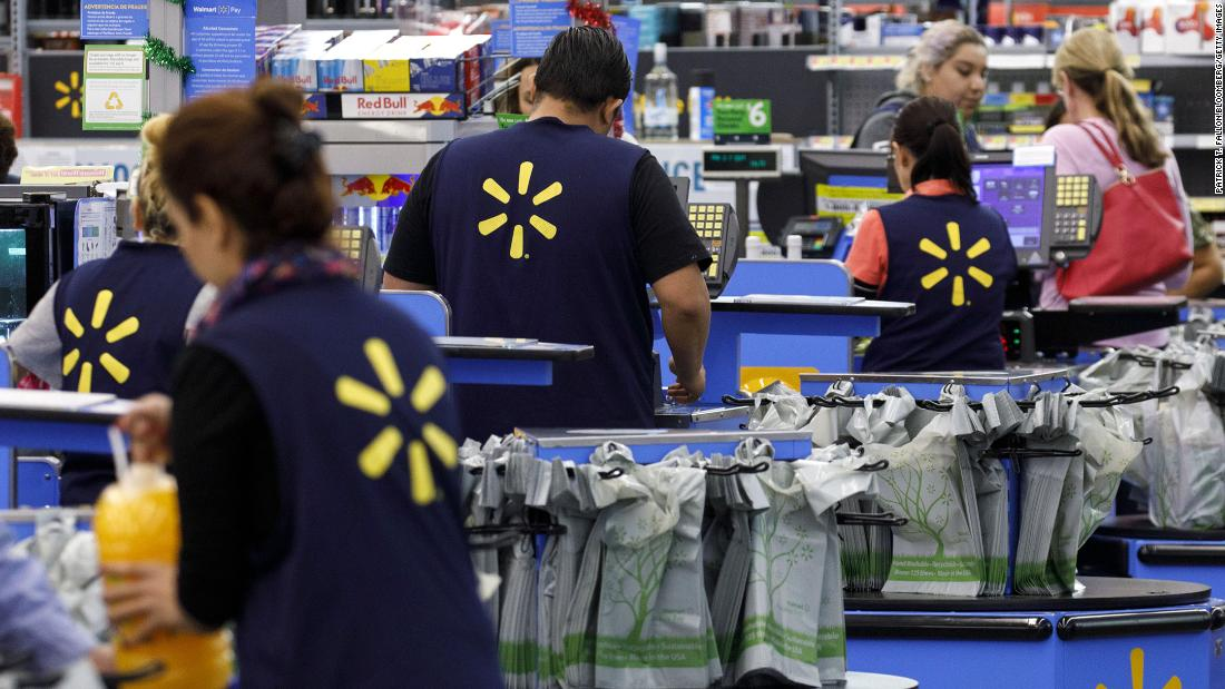 Walmart's store managers make $175,000 a year on average - CNN