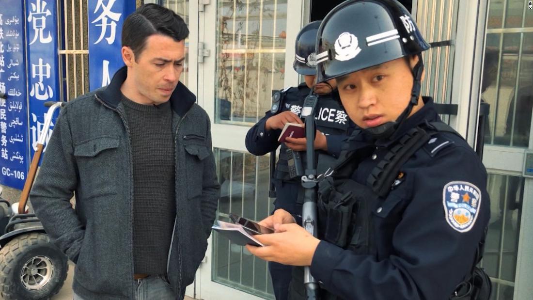 UN terrorism chief heavily criticized for trip to China's Xinjiang region