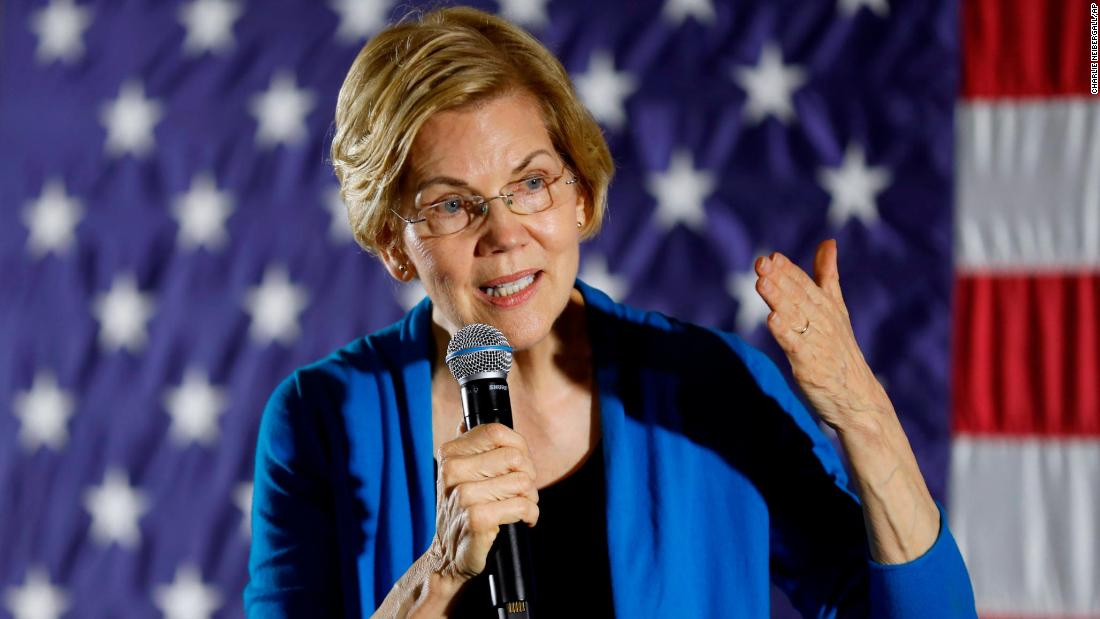 Why it won't be easy for Elizabeth Warren to take Bernie Sanders' base
