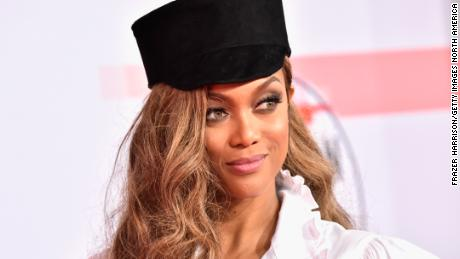 Image result for Tyra Banks is now 'BanX'