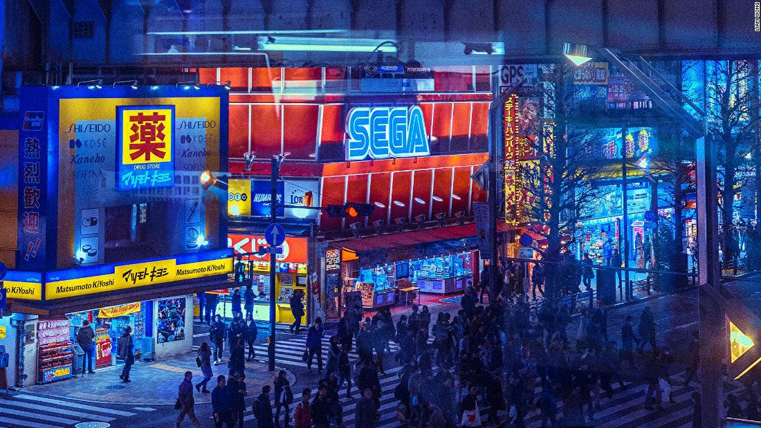 Seeing Tokyo Through A Game Designer S Eyes Cnn Style Tokyo vapor 4k ultra hd wallpaper background image woowpaper wallpaper aesthetic tokyo. seeing tokyo through a game designer s