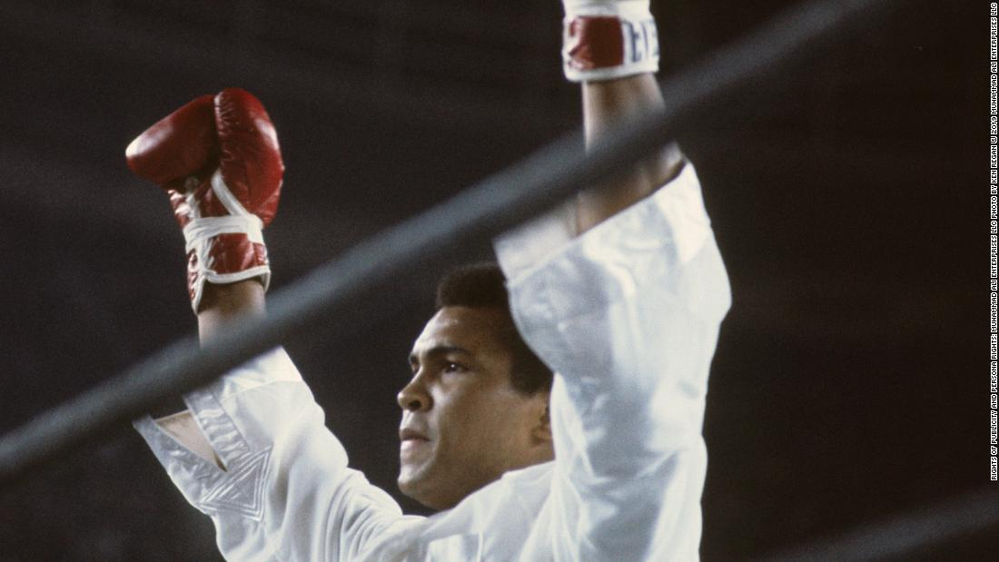 Muhammad Ali doc 'What's My Name' is good but not great