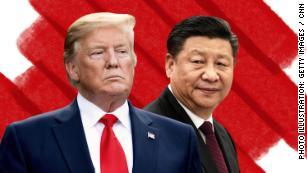 Trump administration draws up plans to punish China over coronavirus outbreak