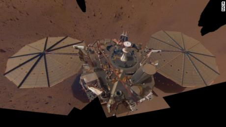 NASA's InSight mission is struggling to dig into Mars
