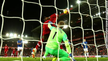 Origi scores a dramatic last-minute winner against Everton to give Liverpool bragging rights in the Merseyside derby.