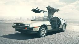 Crazy history of the 'Back to the Future' car