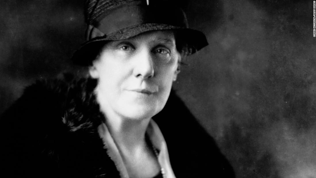 The woman who invented Mother's Day came to hate it - CNN thumbnail