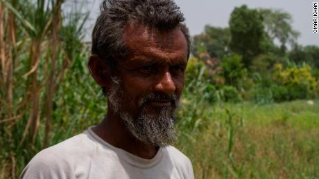Small scale farmer Mohammad Mujabir is not optimistic that farmers like him will benefit from the political promises of India's main parties.