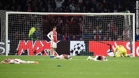 Champions' League upsets hit home for anyone who's felt the agony of defeat