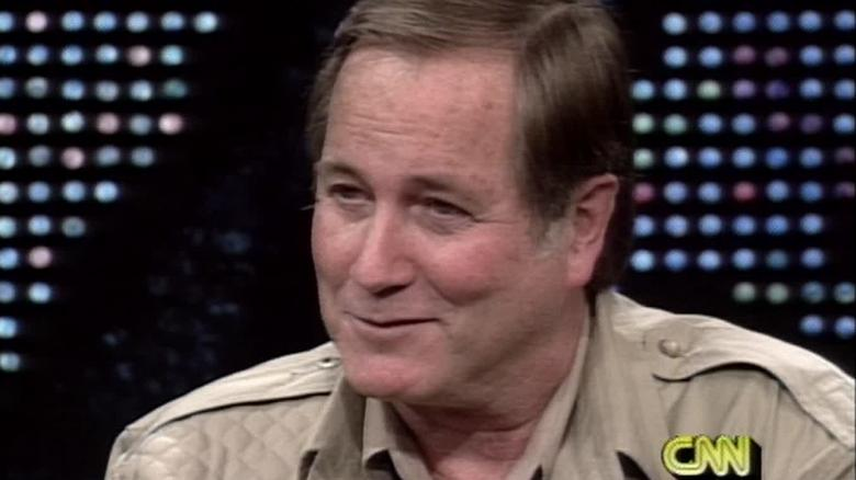 Image result for Jim Fowler, who hosted 'Wild Kingdom' series, is dead at 89
