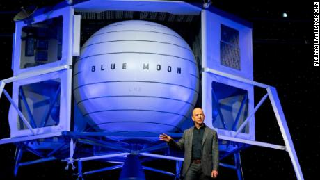 Jeff Bezos wants Blue Origin to go to the moon. This is the reason why this is a big deal.