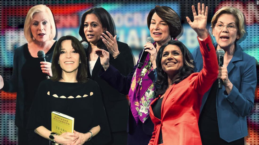 2020 Democratic debates: What women want