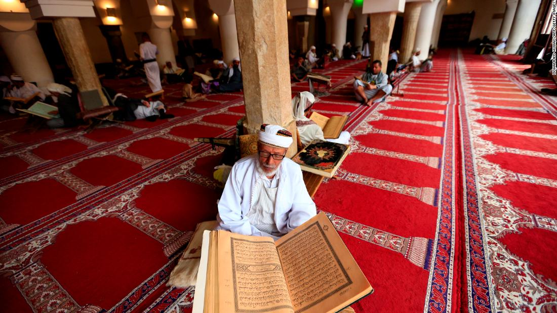 In Pictures: Muslims Observe Ramadan Across The Globe