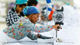 Ethiopia's garment workers are the least paid in the world