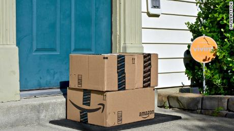 Amazon launches a day's shipping for millions of products