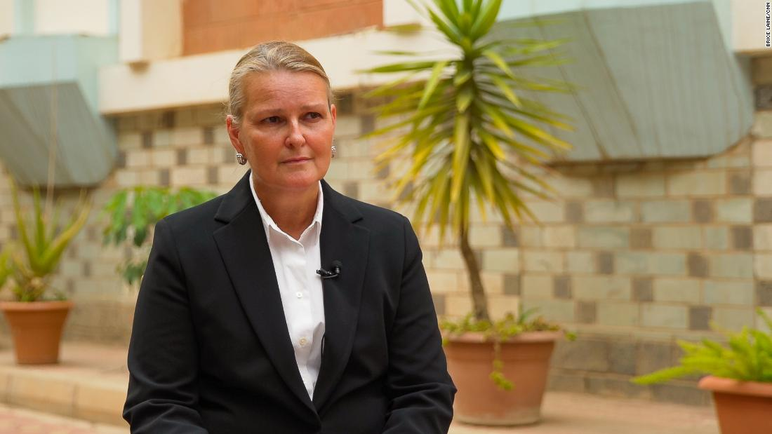 Lise Grande oversees all UN aid work in Yemen, working with the Houthis and the internationally recognized government.