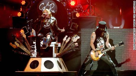 Guns N' Roses is taking a Colorado brewery to court over Guns 'N' Rosé ale
