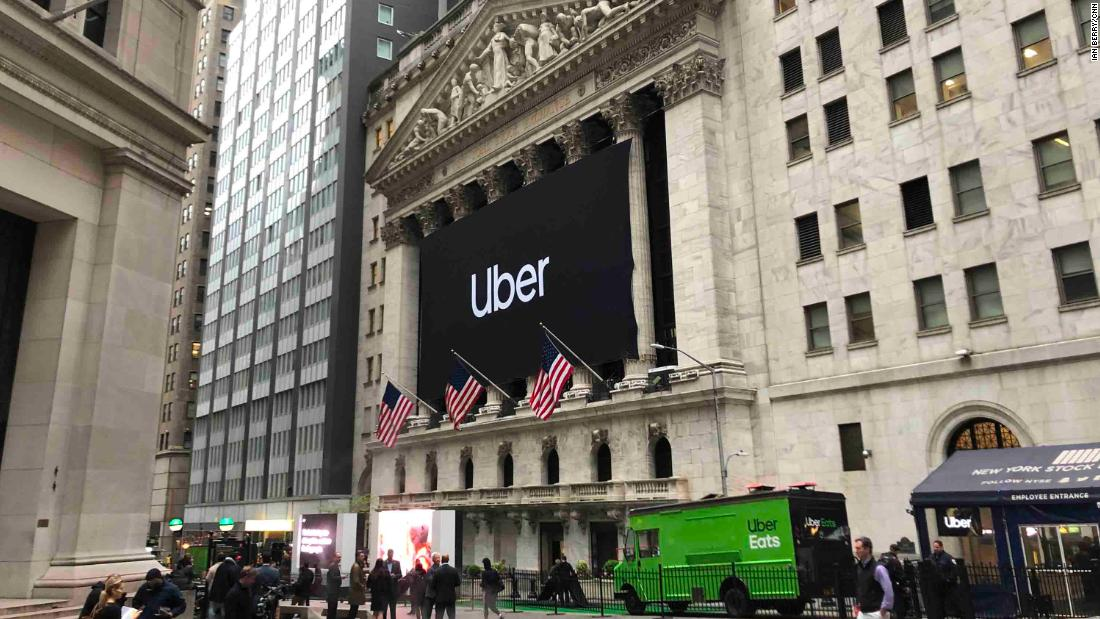 Here's who will get rich from the Uber IPO