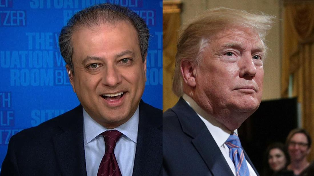 Preet Bharara on Trump's request: This is nuts
