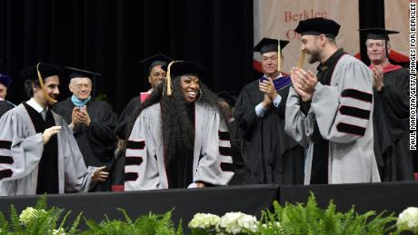 Image result for Missy Elliot and Justin Timberlake are now doctors!