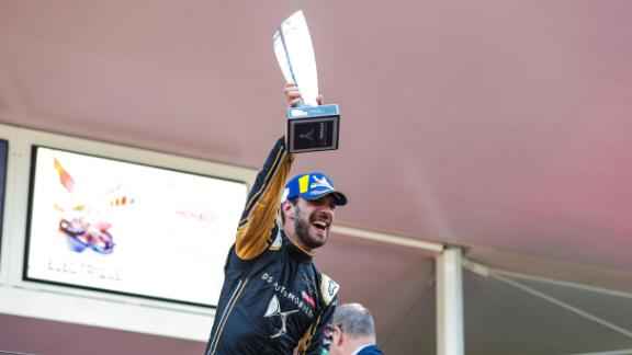 Formula E finally got its first repeat winner of the season in race nine, as Jean-Eric Vergne led from pole to finish to secure his second victory of the season.