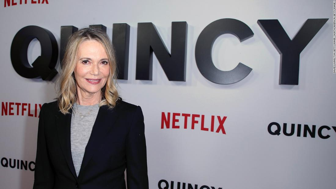 Peggy Lipton, star of 'Mod Squad' and 'Twin Peaks,' dead at 72
