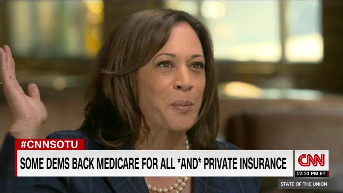 Kamala Harris will reintroduce bill tackling racial disparities in maternal health