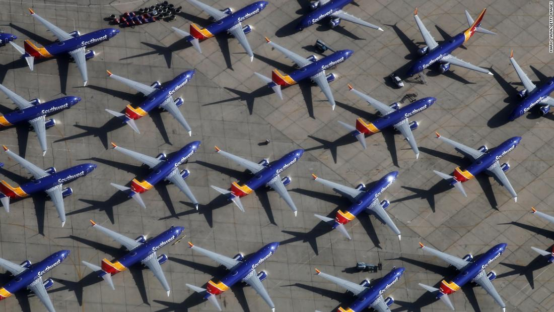 Boeing CEO reportedly disappointed by communications over 737 Max, vows to be more transparent